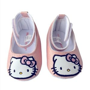 Hello Kitty Ballet Flats